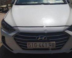 Cần bán xe Hyundai Elantra đời 2017, màu trắng xe nguyên bản giá 509 triệu tại Tp.HCM