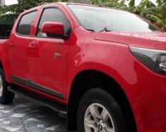 Cần bán lại xe Chevrolet Colorado năm 2017, màu đỏ, nhập khẩu giá 510 triệu tại Hà Tĩnh