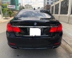 Bán xe cũ BMW 750Li 2013, màu đen, nhập khẩu giá 1 tỷ 450 tr tại Tp.HCM