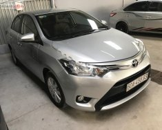 Cần bán xe Toyota Vios 2018, màu bạc, giá 458tr xe còn mới nguyên giá 458 triệu tại Tp.HCM