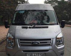 Bán ô tô Ford Transit đời 2014, màu bạc chính chủ giá 455 triệu tại Hà Nội