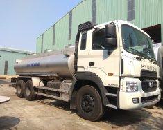 Bán xe xitec chở dầu ăn Hyundai HD260 giá 500 triệu tại Tp.HCM