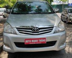 Bán Toyota Innova G 2010, màu bạc giá 385 triệu tại Hà Nội