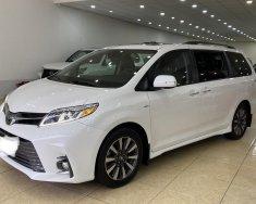 Toyota Sienna 3.5 Limited Nhập Mỹ ,Model 2019,lăn bánh 9000Km,có hóa đơn VAT. giá 3 tỷ 680 tr tại Tp.HCM