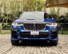 Cần bán BMW X7 xDrive40i 2019, màu xanh lam giá 7 tỷ 100 tr tại Hà Nội