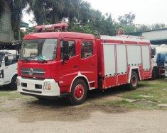 bán xe chữa cháy, xe cứu hỏa 7 khối dong phong nhập khẩu giá 1 tỷ 500 tr tại Tp.HCM
