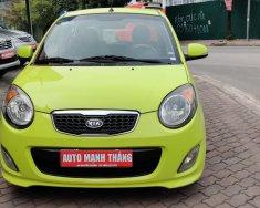 Cần bán xe Kia Morning SLX 1.0 AT 2009, màu xanh lục, nhập khẩu. giá 255 triệu tại Hà Nội