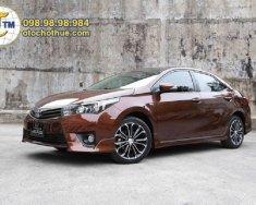 Bán xe Toyota Corolla altis đời 2015, màu nâu, chính chủ, giá chỉ 520 triệu giá 520 triệu tại Hà Nội