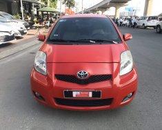 Bán xe Yaris 1.5RS sx 2011 màu đỏ nhập Thái Lan, giá còn giảm thêm  giá 430 triệu tại Tp.HCM