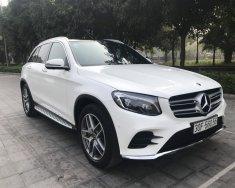 Bán Mercedes GLC300 2017 đăng kí 2018, xe chính chủ cực đẹp, màu trắng giá 1 tỷ 860 tr tại Hà Nội
