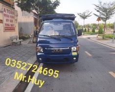 Xe Tải Jac X150 Thùng Bạt Động Cơ ISUZU Chính Hãng  giá 315 triệu tại Tp.HCM