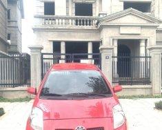Bán ô tô Toyota Yaris 1.3 AT 2008, màu đỏ 312tr xe số tự động Nhập Nhật Bản giá 312 triệu tại Hà Nội