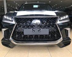 Bán lexus LX570 Super Sport S 2020 bản mới màu đen nội thất hai màu giá 9 tỷ 50 tr tại Hà Nội
