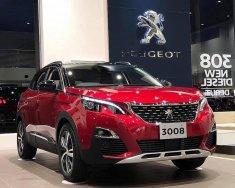 Xe 3008 2021 màu đỏ | HOT SUV | Peugeot chính hãng 0969 693 633 giá 979 triệu tại Thái Nguyên