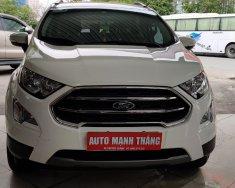Bán xe Ford EcoSport Titanium 1.5L 2019, màu trắng giá 600 triệu tại Hà Nội