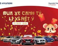 Hyundai Gia Lai lì xì đầu năm giá 1 tỷ tại Gia Lai