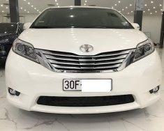 Bán Toyota Sienna Limited 3.5V6 sản xuất 2013 đăng  ký 2015 cá nhân  giá 2 tỷ 150 tr tại Hà Nội