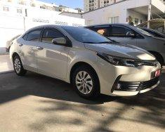 Bán xe Altis 1.8E số tự động sx 2018 chạy 7.800 km mới keng giá 700 triệu tại Tp.HCM