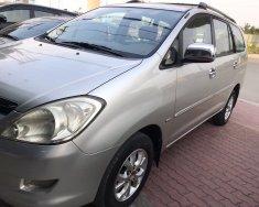 Bán xe Innova G 2007 màu bạc, 1 đời chủ, biển Sài Gòn xe cực hiếm  giá 340 triệu tại Tp.HCM