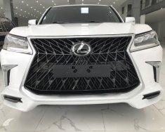 Bán Lexus LX570 Super Sport S bản xuất Mỹ tiêu chuẩn cao nhất - Xe sản xuất 2018 đăng ký một chủ từ đầu mới lăn bánh hơn giá 76 tỷ tại Hà Nội