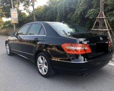 Cần bán Mercedes E250 2009, màu đen, giá cực tốt giá 595 triệu tại Hà Nội