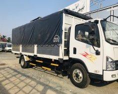 Xe tải thùng Hyundai 8 tấn - Thùng dài 6.3 mét - Động cơ Hyundai d4db - Ga cơ giá 600 triệu tại Bình Dương