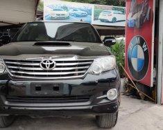 Bán Toyota Fortuner 2.5G 2015, màu đen giá 745 triệu tại Hà Nội