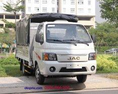 Trả trước 20% là có ngay xe tải JAC 1.5 tấn, cam kết giá rẻ nhất thị trường giá 315 triệu tại Tp.HCM