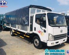 Xe tải Faw 7T3 - Faw máy Hyundai thùng dài 6m3 giá 600 triệu tại Bình Dương