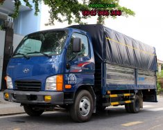 Xe tải Hyundai N250SL phiên bản thùng mui bạt, tải trọng 2,4 tấn, giá mềm giá 530 triệu tại Tp.HCM