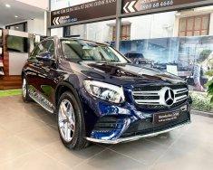 Xe đã qua sử dụng chính hãng - Mercedes GLC300 2020 màu xanh siêu lướt giá 2 tỷ 200 tr tại Hà Nội