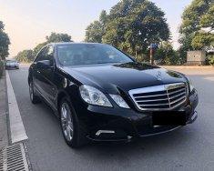 Cần bán Mercedes E250 2009, màu đen, giá 595tr cực tốt giá 595 triệu tại Hà Nội