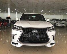 Bán Lexus LX570 Super Sport nhập trung đông, màu trắng ,sản xuất năm 2020 ,xe giao ngay ,giá tốt . giá 9 tỷ 50 tr tại Hà Nội