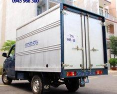 Xe tải Kenbo thùng kín, tải trọng 900kg, giảm giá cực sốc giá 210 triệu tại Tp.HCM