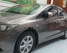 Cần bán xe Honda Civic đời 2013, màu xám, xe nhập xe gia đình giá 495 triệu tại Tp.HCM