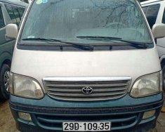 Cần bán Toyota Hiace đời 2002 chính chủ, giá 95tr giá 95 triệu tại Hà Nội