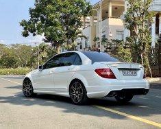 Bán Mercedes C300 AMG sản xuất 2013, màu trắng giá 859 triệu tại Tp.HCM
