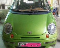 Xe Daewoo Matiz đời 2003, màu xanh lam, giá tốt giá 88 triệu tại An Giang
