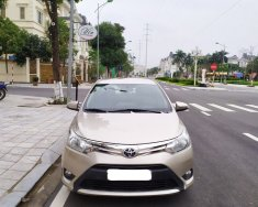Cần bán gấp Toyota Vios 1.5E đời 2016, màu vàng, chính chủ, giá tốt giá 365 triệu tại Hà Nội