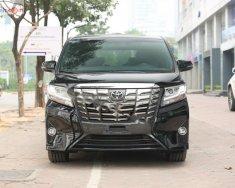 Bán Toyota Alphard sản xuất 2015, màu đen, nhập khẩu số tự động giá 3 tỷ 380 tr tại Hà Nội
