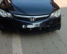 Bán Honda Civic năm sản xuất 2007, màu đen đẹp như mới, giá 245tr giá 245 triệu tại Hải Phòng