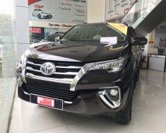 Cần bán xe Toyota Fortuner đời 2019, màu nâu, nhập khẩu giá 1 tỷ 290 tr tại Tp.HCM