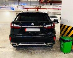 Xe Lexus RX năm sản xuất 2018, màu đen, xe nhập chính chủ giá 3 tỷ 939 tr tại Hà Nội