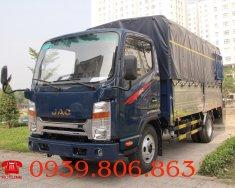 Xe tải JAC N200 1.9 tấn đầu vuông động cơ Isuzu, trả trước 80 triệu giá 436 triệu tại Tp.HCM