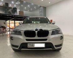 Bán BMW X3 năm 2012, màu bạc, xe nhập còn mới  giá 845 triệu tại Hà Nội