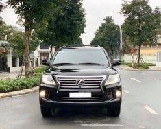 Đẹp nhất HN - Lexus LX570 đen kem 2014 siêu chạy ít giá 4 tỷ 399 tr tại Hà Nội