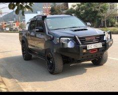 Cần bán lại xe Toyota Hilux MT đời 2012, màu đen xe gia đình giá 423 triệu tại Nghệ An