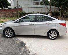 Cần bán Hyundai Accent AT năm sản xuất 2013, màu bạc số tự động giá 376 triệu tại Vĩnh Phúc