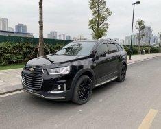 Bán Chevrolet Captiva sản xuất năm 2016, màu đen giá 615 triệu tại Hà Nội