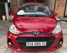 Bán Hyundai Grand i10 AT sản xuất năm 2017, màu đỏ số tự động giá 352 triệu tại Quảng Bình
